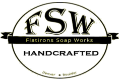 Flatirons Soap Works  – Soap is to the body what laughter is to the soul