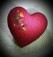 Blood Rose Heart