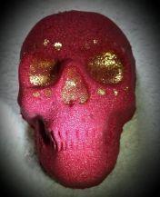 Blood Rose Skull